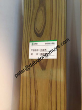 ACQ treated southern yellow pine timber
