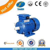 Induction Electric Motor 8 pole 2.2kw 3 phase Motor Y2 Series