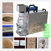 Fiber laser marking machine with 2 years warranty and CE SGS FDA ISO small machines to make money