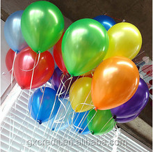 high quality CRD brand durable balloons for party decoration