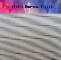 100% cotton slub yarn dyeing plain fabric in ready bulk with custom