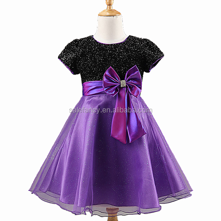 Baby Girl Princess Dresses Baby 1 Year Old Party Dress Qgd-2013 ...