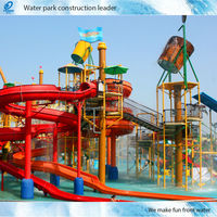 Water Park Equipment of Amusement Rides Manufactures in China(SW-LA)