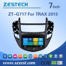 car gps navigation for Chevrolet TRAX 2013 gps navigation system ATV BT rds