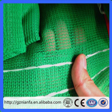 2015 Hot Used in Summer in Australia/Malaysia Green/White Construction Safety Net/Safety Net (Guangzhou Factory)