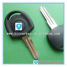 Top quality key case or cover for Opel Transponder Key With ID 40 Chip Left Blade Silca: HU46 auto key