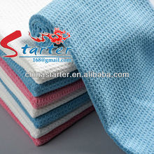 embroidered super soft comfortable warm walf checks cloth blanket
