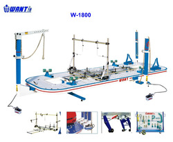 car chassis pulling machine /auto frame straightener W-1800