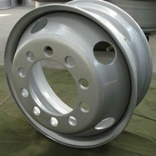 steel wheel rim 17.5x6.75 with prompt delivery