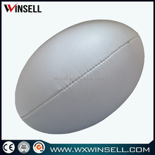New arrival popular plain rugby ball