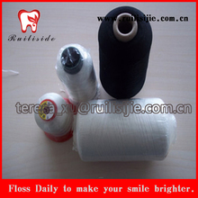 High Tension UHMWPE/High Dacron/Nylon/PTFE dental floss threader