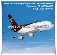 Worldwide, High Quality Air Shipments to south america
