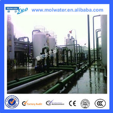 304 Stainless steel/carbon steel water purification plant cost