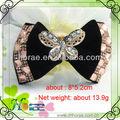 cuentas de vidrio ornamento zapatos con diamantes de imitación