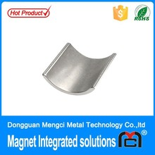 custom wholesale sintered motor strong magnetic magnet