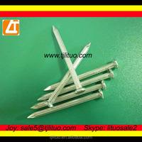 Good quality galvanzied harden concrete nails