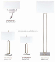 2014 UL USA hotel lighting with power outlet and usb
