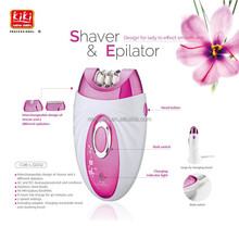 DC and AC dual purpose body beauty care. Electric hair removal. Hair removal electric epilator. Rechargeable hair remover