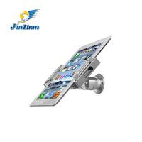 tablet wall mount dock vesa stand rotation keypad for tablet pc