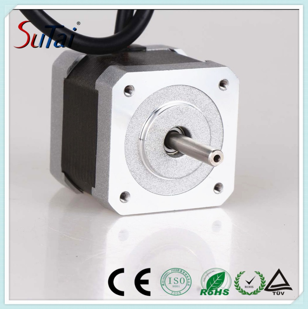 China Stepper Motor Nema 17 Cheap Stepper Motorfor 3d Printer Spare Parts Mini Stepper Motor