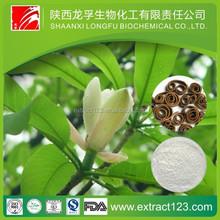 Honokiol, Magnolol, Magnolia bark extract magnolia officinalis extract