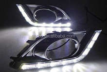 2013-2014 High Quality!Daytime running lights For Volkswagen JETTA ! 100% Shockproof & Waterproof LED fog lights!