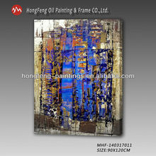 2014 New Handmade Oil Painting For Wall Art MHF-140317011