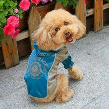2013 Fashion dog apparel pet raincoat