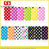 Polka Dot Hot Selling Smartphone Tpu Case For Iphone 5s