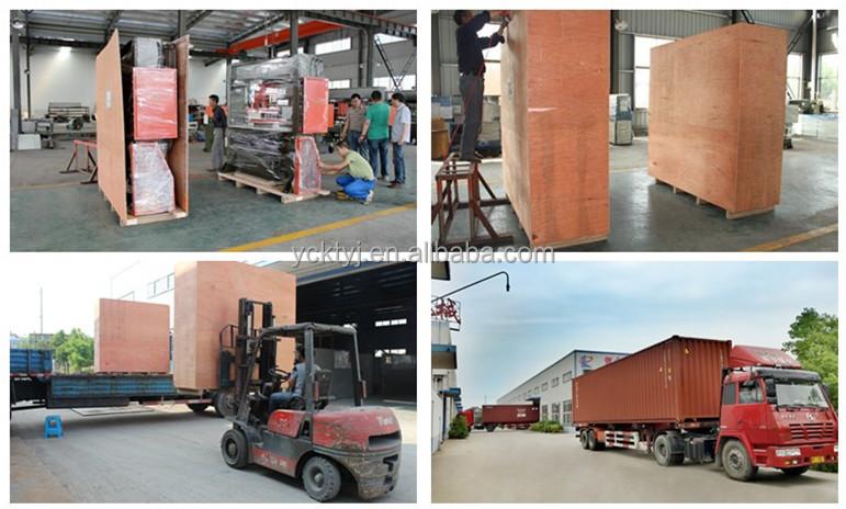 packaging & loading