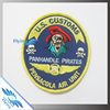 promotion Embroidery patch,3D embroidery,Embroidered Badge