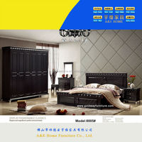8005# Modern style Sexy bedroom full sets modern bedroom furniture