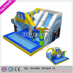 Lilytoys jumping inflatable bouncer for sale