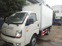 Foton forland K1 refrigerated truck,10.00-20 truck tires,used toyota dyna truck