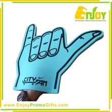 Promotional Custom Big EVA Foam Finger/Hand/Palm