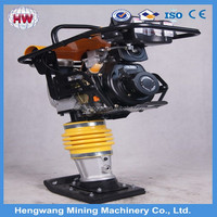 Road Compacting Machine Hongda GX100 Tamping Rammer Price for Road Consctruction