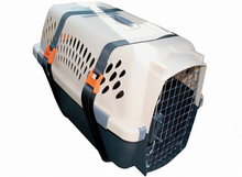 Portable sleepy transport pet cage