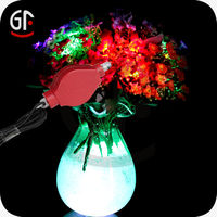 Hot Sale Unique Promotion Gift Glow Floral Centerpieces