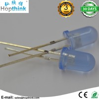 shenzhen Supplier 5mm round led diodes led emitting diodes