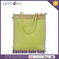 Jute Carry Bags Wine Bottle Jute Bag