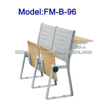 FM-B-96 Furniture school used folding chairs and table wholesale