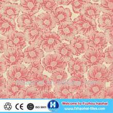 rose follower tile