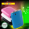 Guoguo 2.1A Output Fast Charging Portable 10400mAh power bank mobile phone x tigi