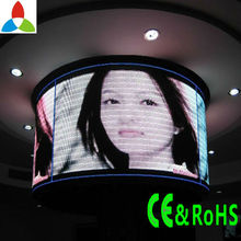Flexible LED display outdoor p10 advertising led display scree outdoor/indoor multi use LED display