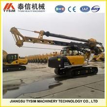 hydraulic drilling rig, KR80A, drilling machine, civil construction