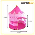 2015 venda quente barato princesa castelo crianças Kid jogo Tent