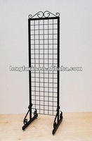 Classic Collection Double Sided Grid Merchandiser