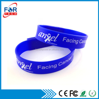 2015 Custom Gift OEM Logo 8GB Bracelet USB Stick