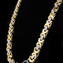 USA hot sale 316L stainless steel necklace fashion jewelry made in china wholesale