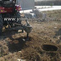 soil hole digger/mini digger for garden